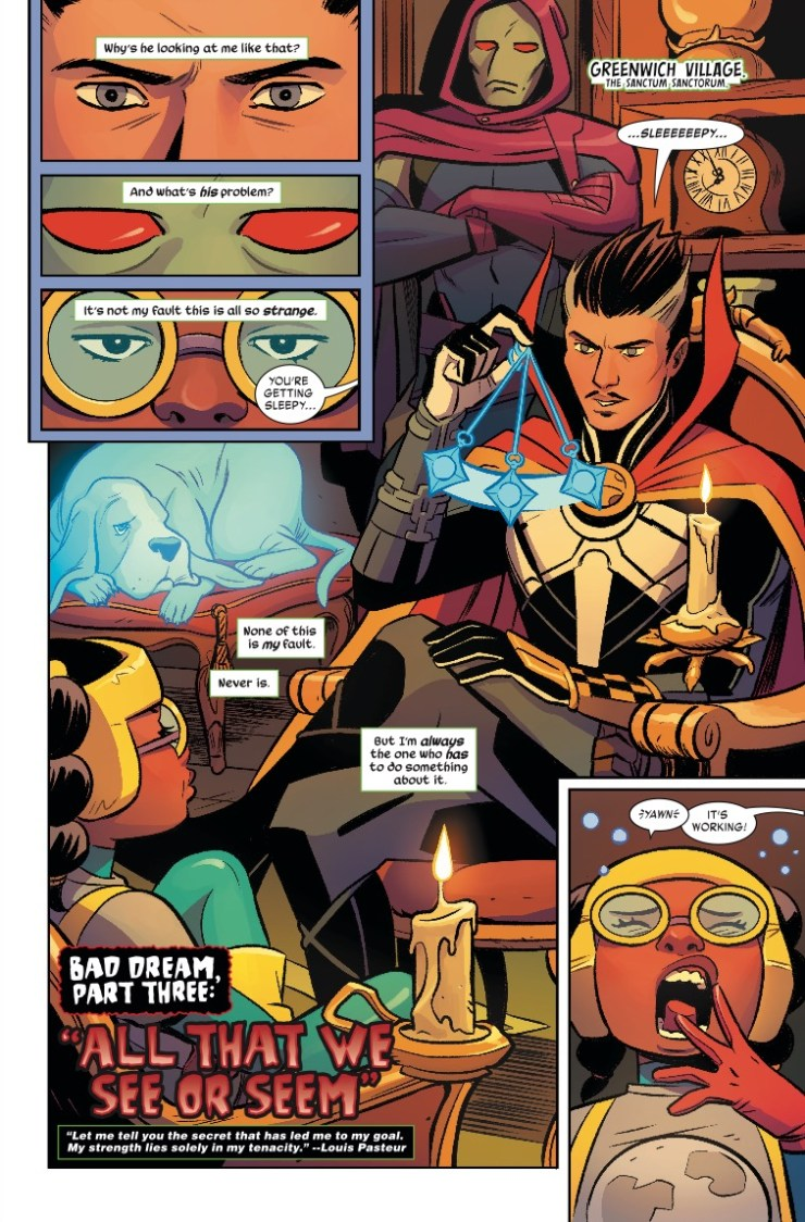 Marvel Preview: Moon Girl and Devil Dinosaur #40