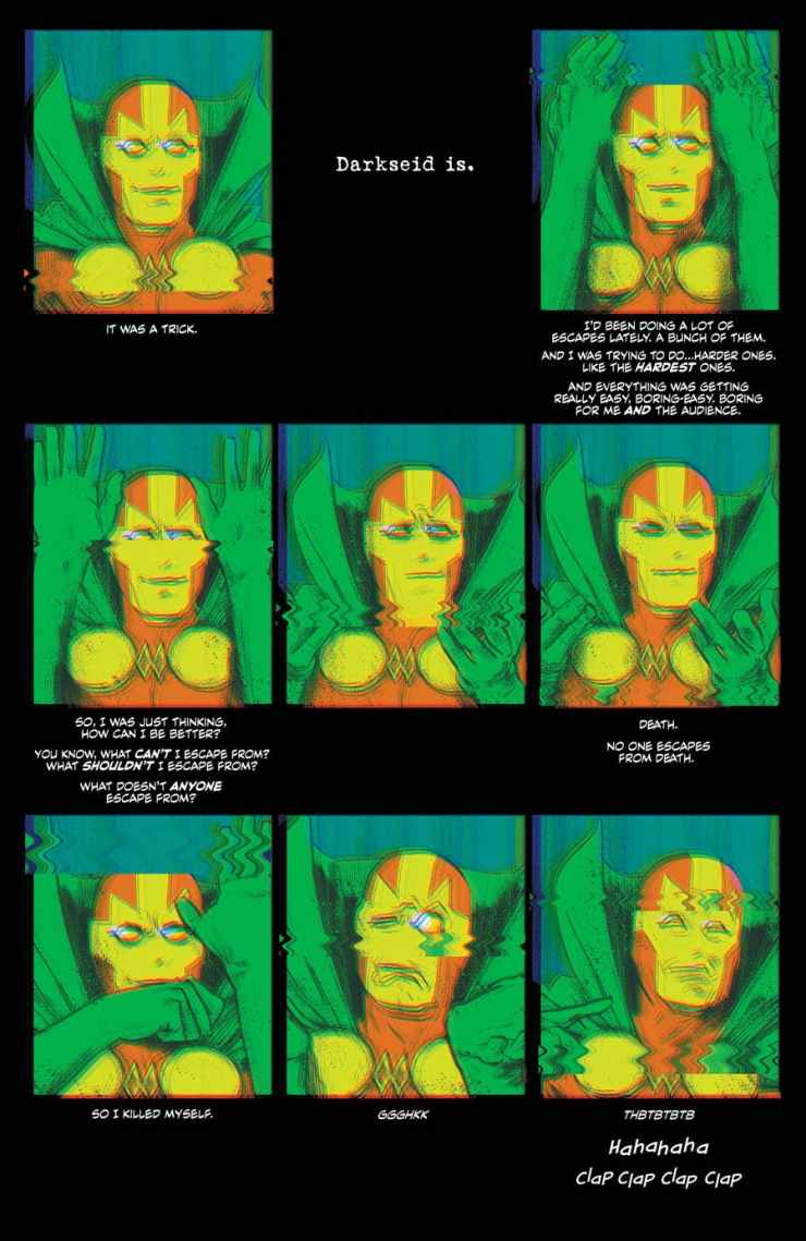 Mister Miracle review: A Magnum Opus