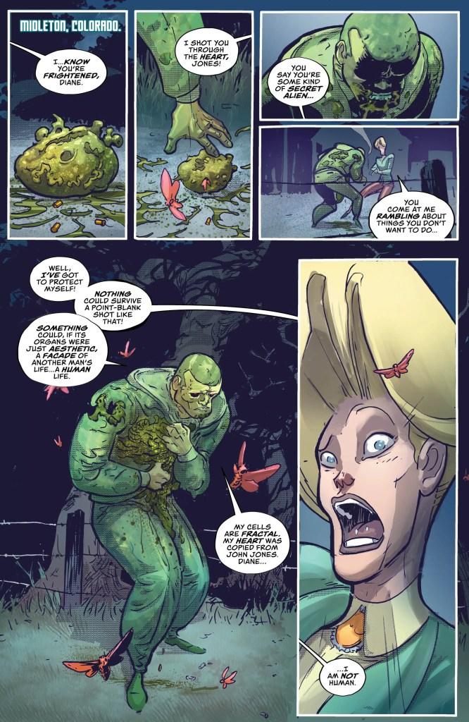 Martian Manhunter #3 Review: Assume form