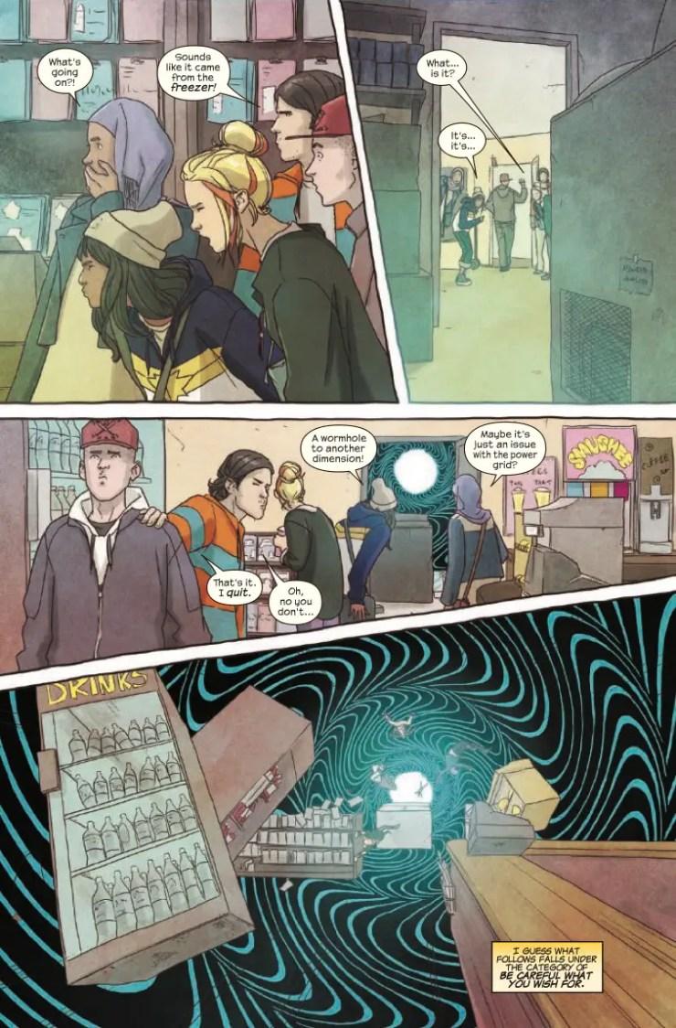 Marvel Preview: Ms. Marvel (2015-) #38