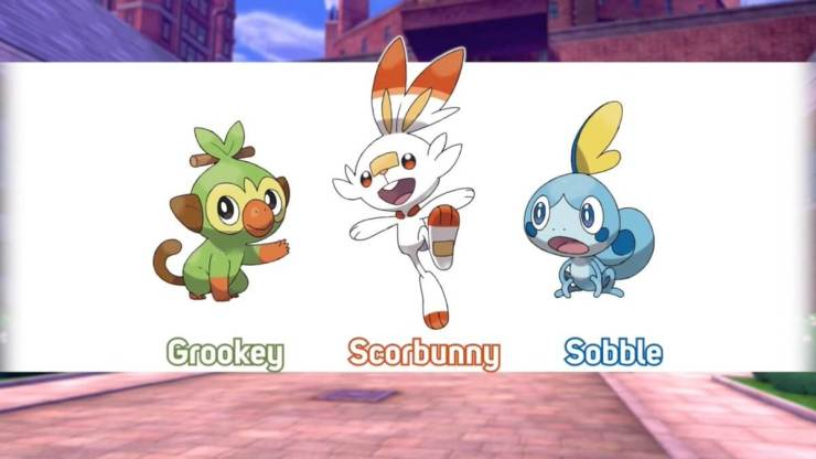 Pokemon Sword & Shield announced