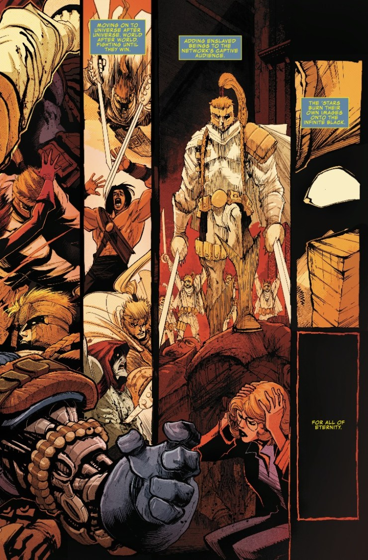 Marvel Preview: Shatterstar #5