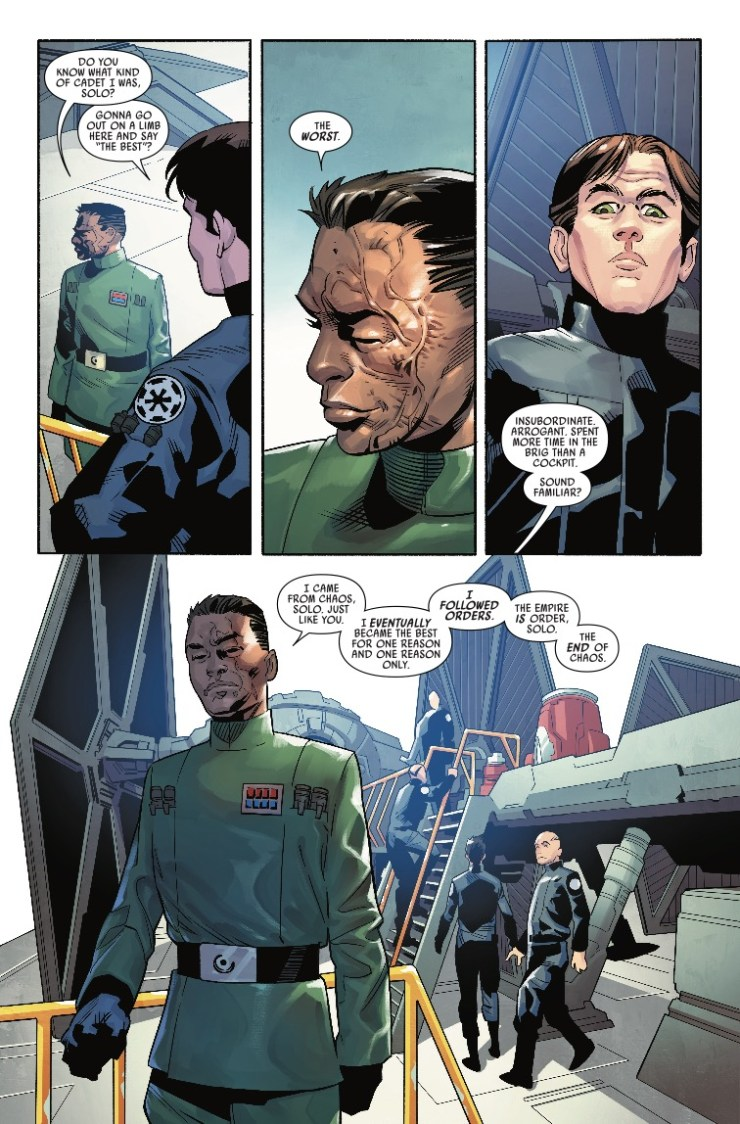 Marvel Preview: Star Wars: Han Solo, Imperial Cadet #4