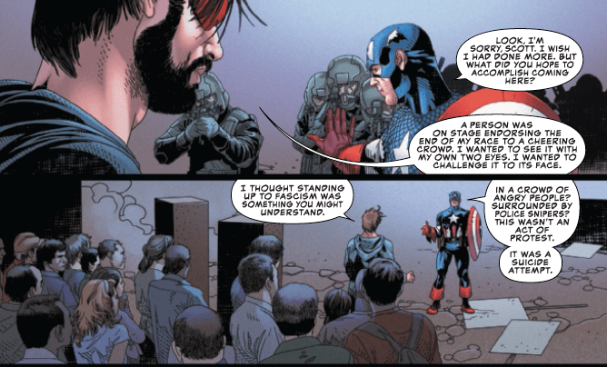 AvX 2: Cyclops throws down with an old adversary in Uncanny X-Men #11
