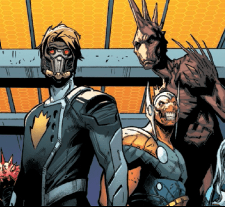 Guardians of the Galaxy #2 Review
