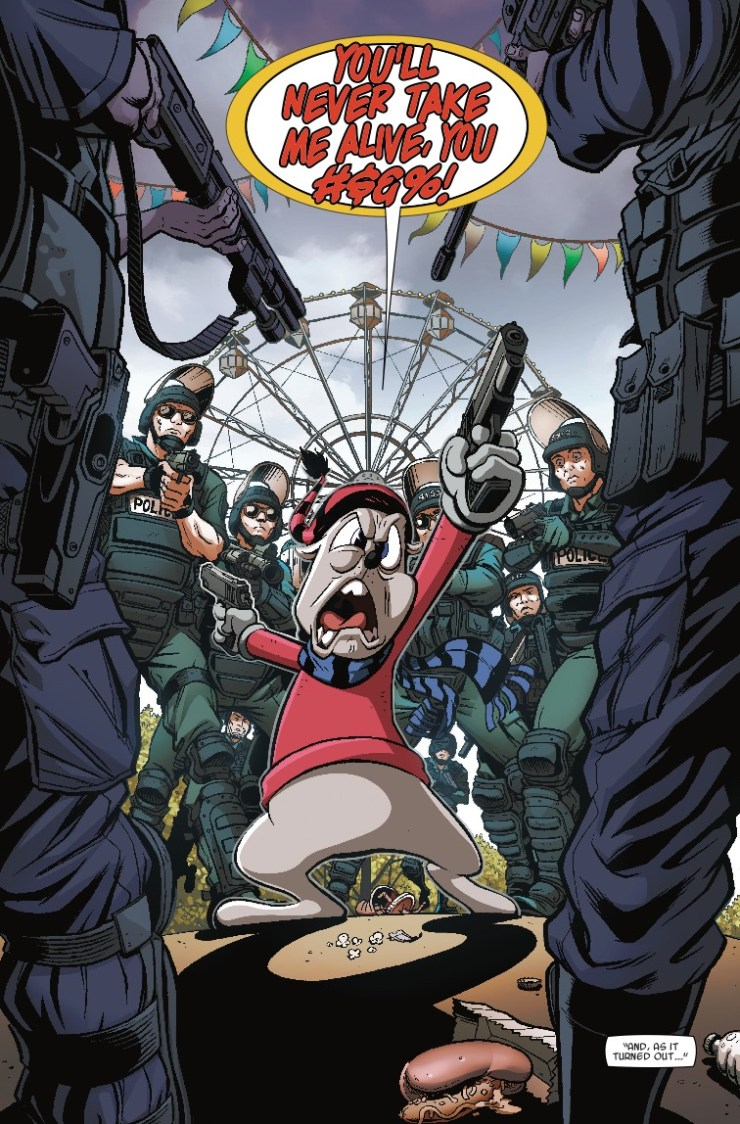 Marvel Preview: Ziggy Pig: Silly Seal Comics #1