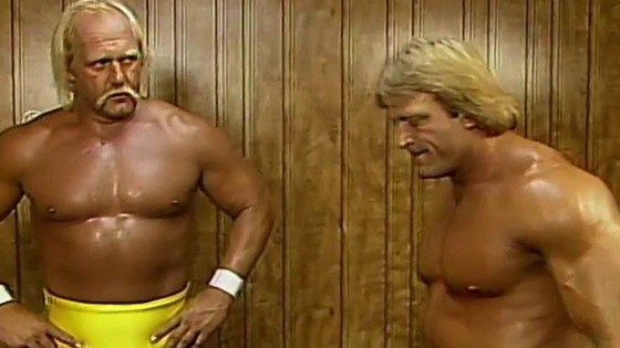 I thought Paul Orndoff and Hulk Hogan made me a pro wrestling fan for life.