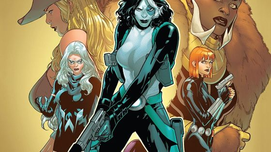 Marvel Preview: Domino: Hotshots (2019) #1 (of 5)