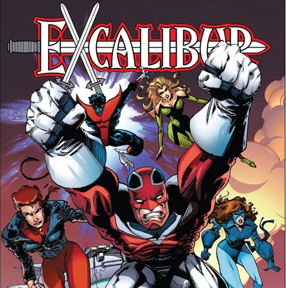 Three reasons to check out 'Excalibur Epic Collection: Girls' School From Heck'