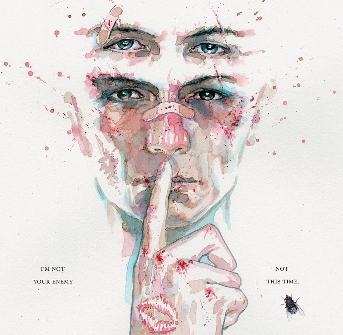 Fight Club 3 #2 review: Every frame a painting