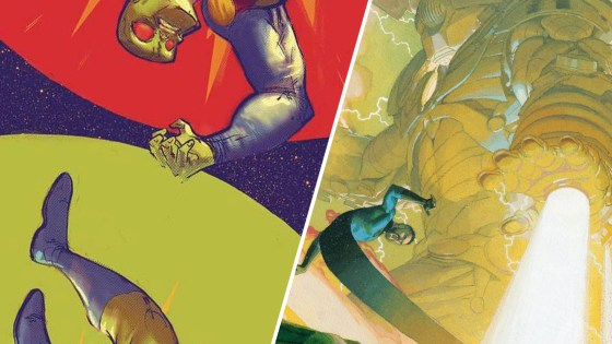 Comics news and discussion about the best comics each week.