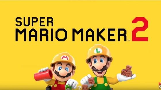 Super Mario Maker 2 confirmed for Nintendo Switch
