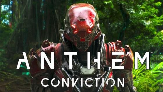 Neil Blomkamp's trailer for Anthem has dropped