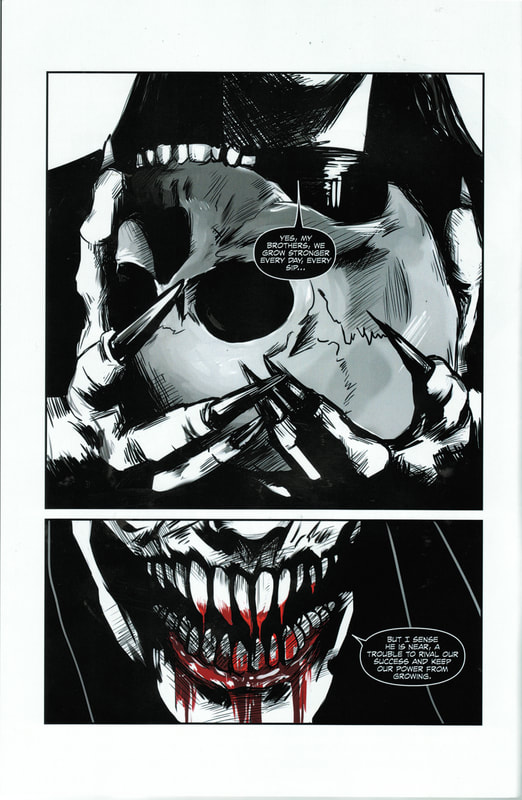 Crude Comics double shot: 'Nightcall' Books 2 & 3