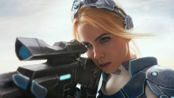 StarCraft: Nova Terra cosplay by Kerri_Nova