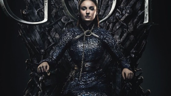 Game of Thrones: Season 8 posters feature Jon Snow, Daenerys Targaryen and others seated on the Iron Throne