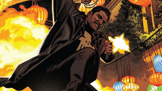 Marvel Preview: The Punisher (2018-) #8