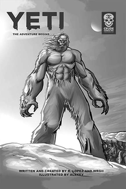 A Crude Comics double shot: 'Yeti: The Adventure Begins & Zombiesluts: Springbreak Bloodbath'