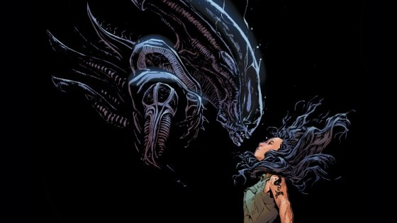 William Gibson's Alien 3 #5 review