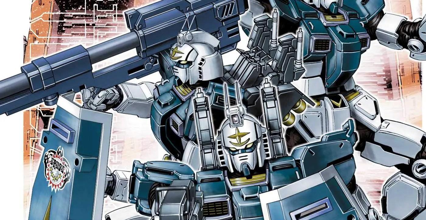Mobile Suit Gundam Thunderbolt Vol. 10 Review