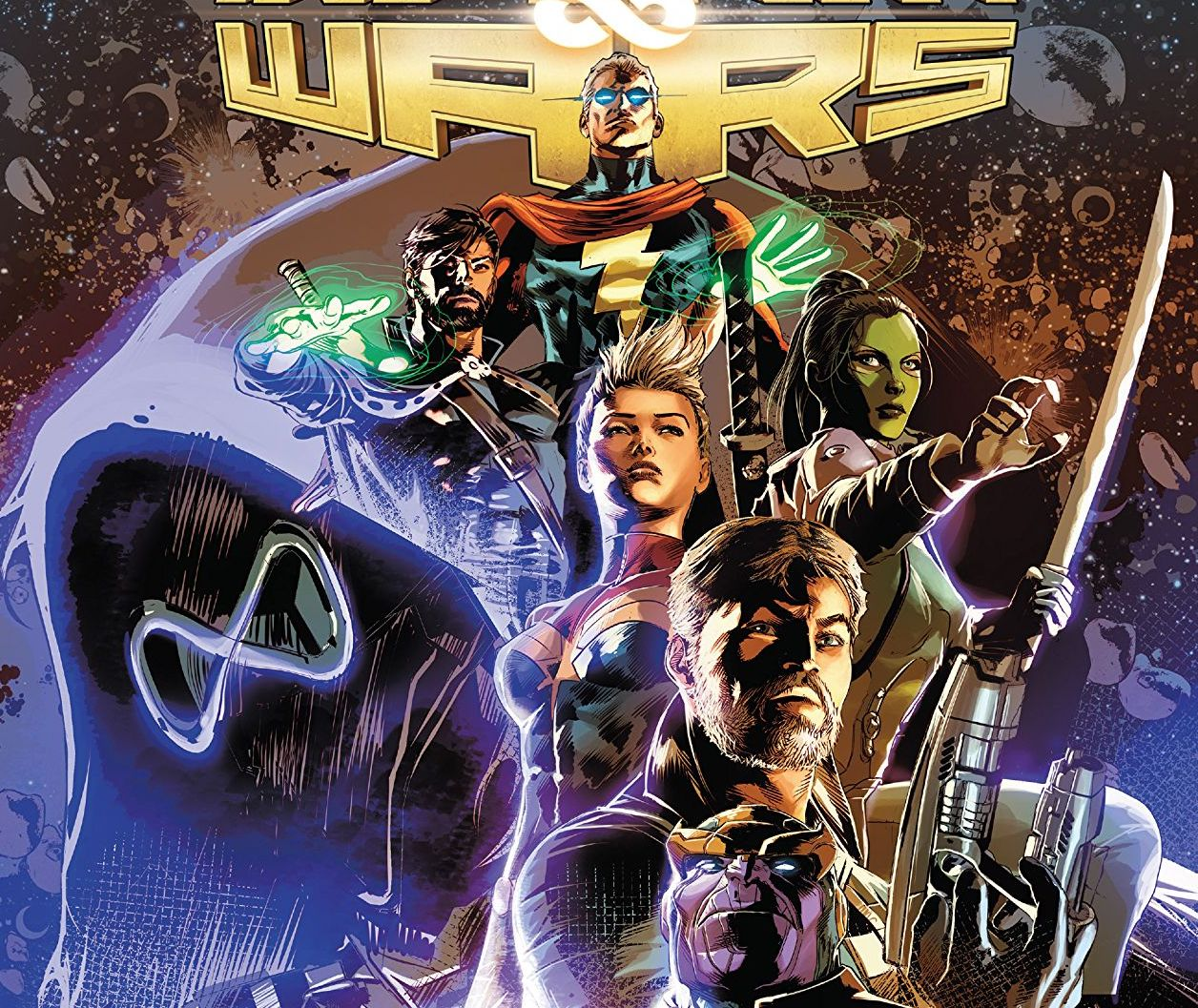 Infinity Wars Review