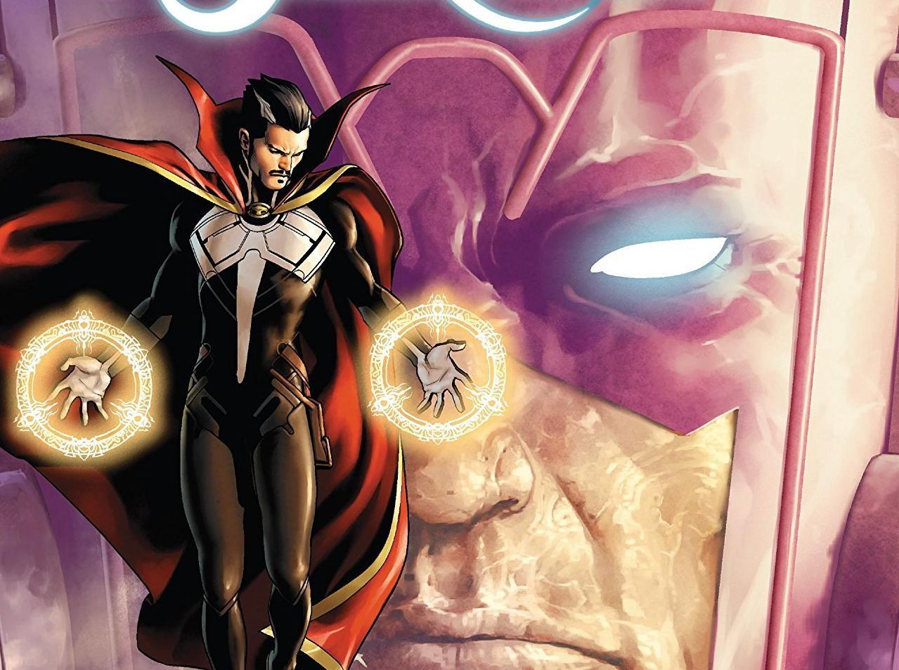 Doctor Strange by Mark Waid Vol. 3: Herald Review