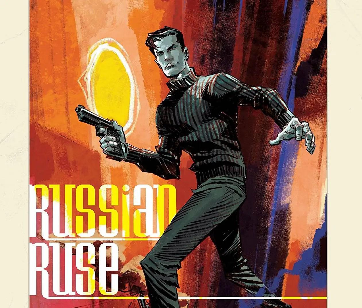 James Bond: Origin #7 Review
