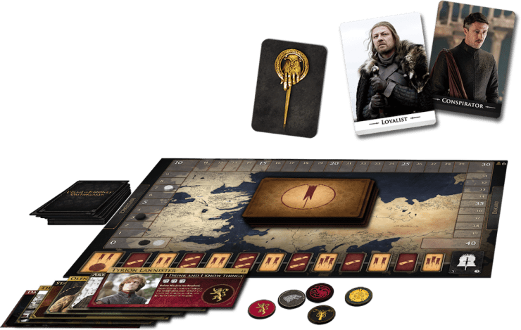 """New """"Game of Thrones: Oathbreaker"""" board game coming Spring 2019"""