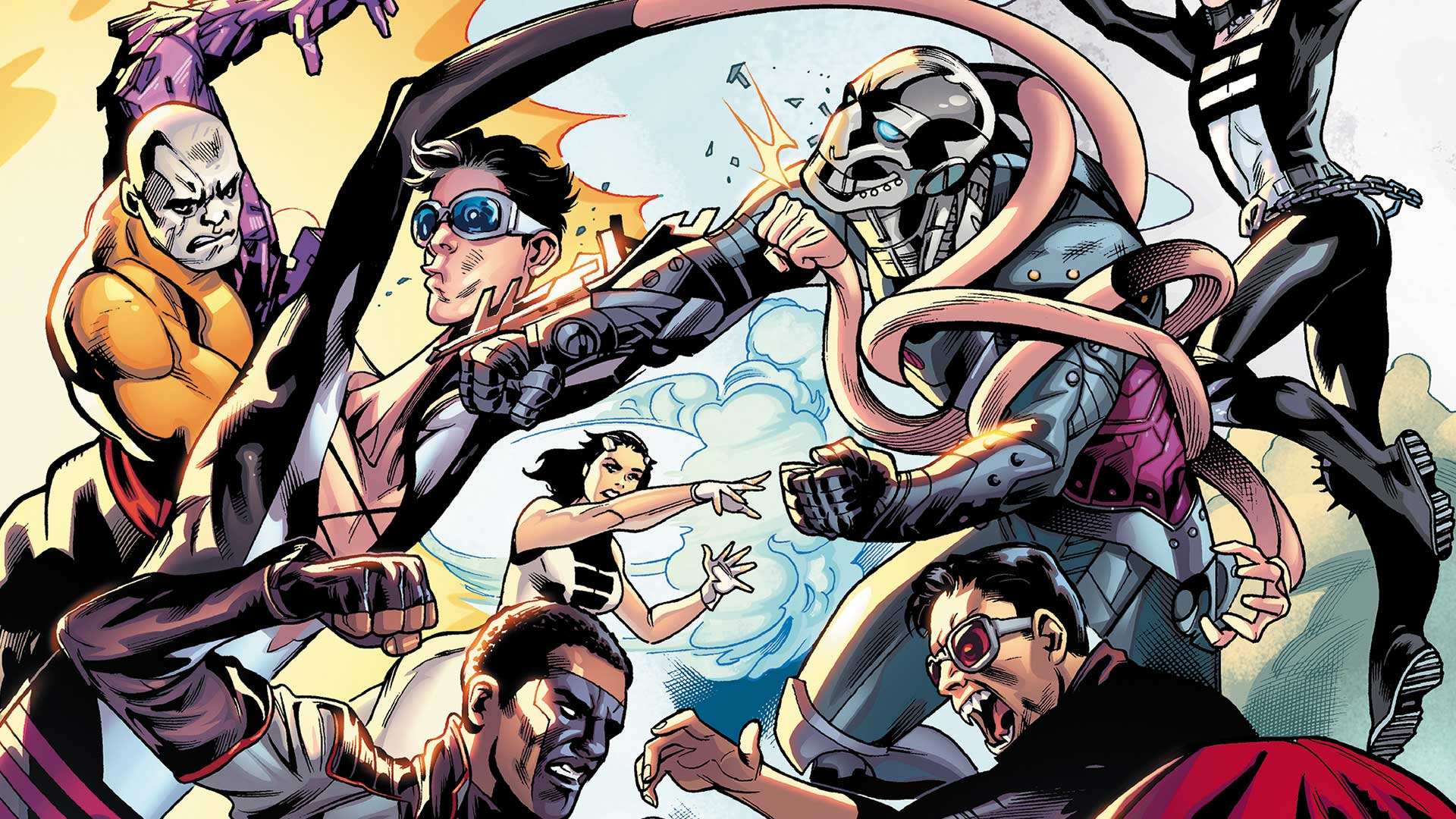 The Terrifics #14 Review