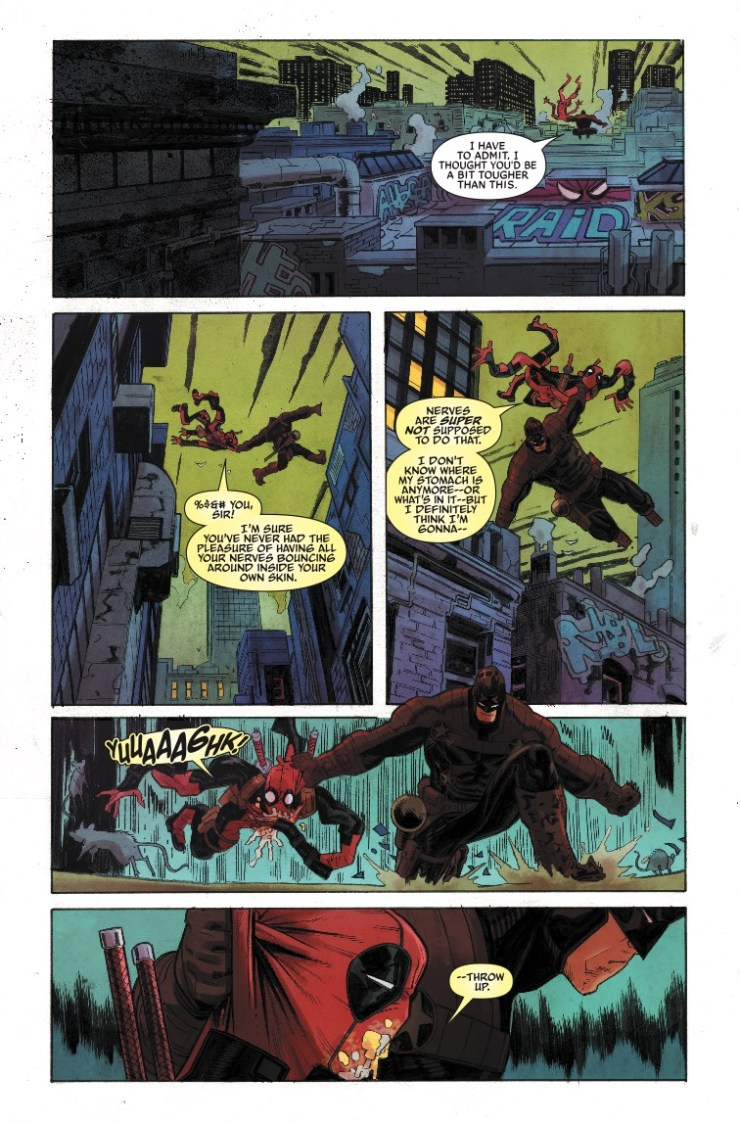 Marvel Preview: Deadpool #11