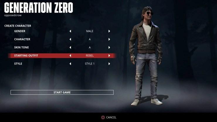 Generation Zero Review