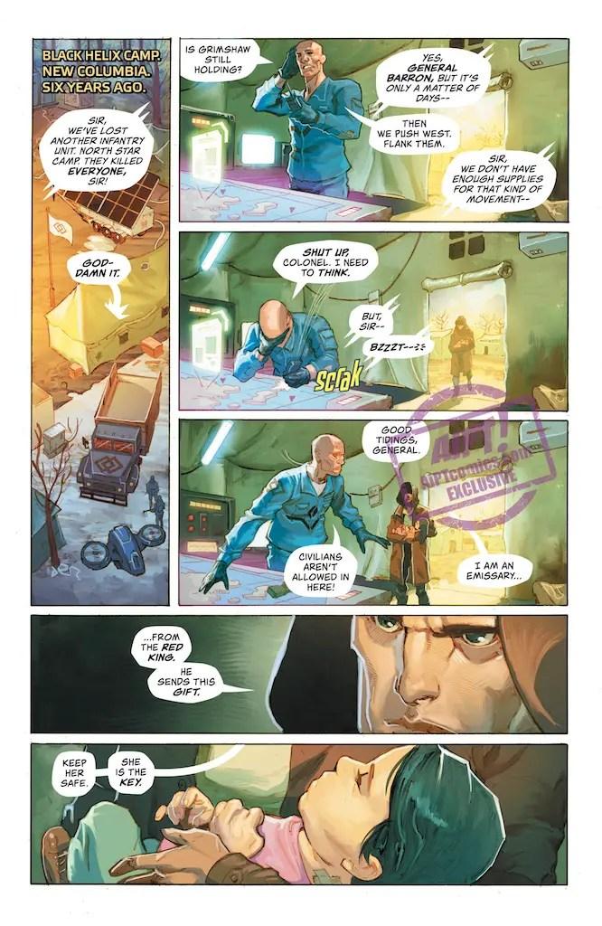EXCLUSIVE extended DC Vertigo Preview: High Level #2