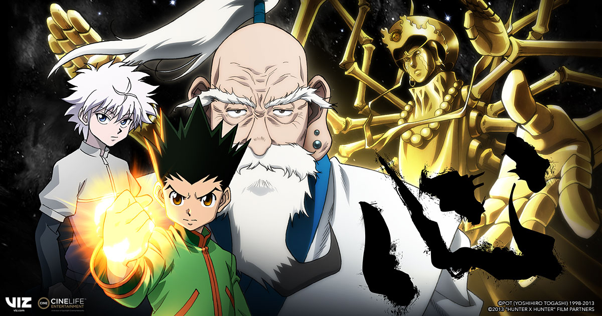 Hunter x Hunter: The Last Mission Review
