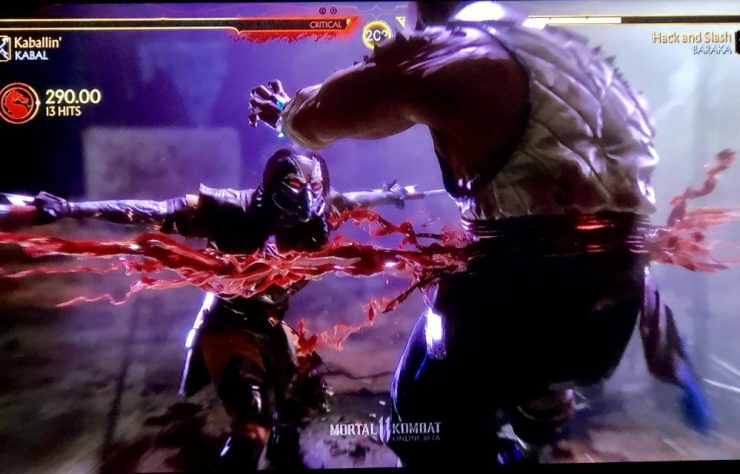 Check out our first impressions of the Mortal Kombat 11 beta!