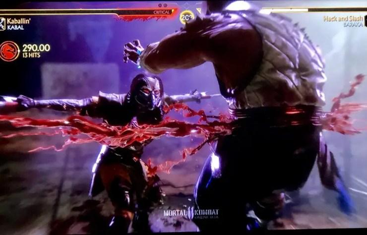 Mortal Kombat 11 beta impressions