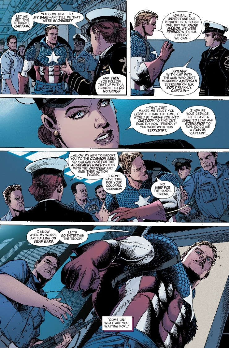 Marvel Preview: Invaders #3