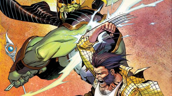 Marvel Preview: Wolverine: Infinity Watch #2