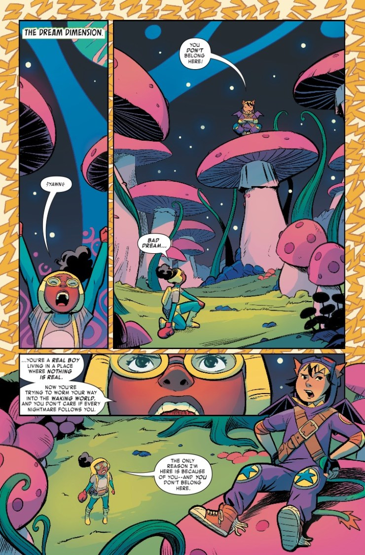 Marvel Preview: Moon Girl and Devil Dinosaur #41