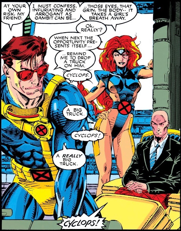 X-Men Monday #4 - Editorial decisions, Psylocke's katana and C2E2