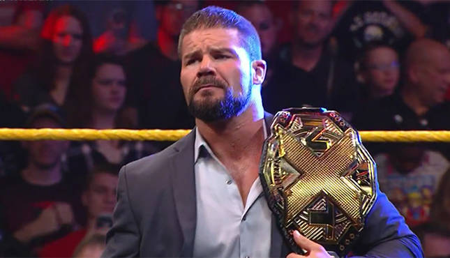 A Quest for Goldie: Who is the greatest NXT Champion of all time?