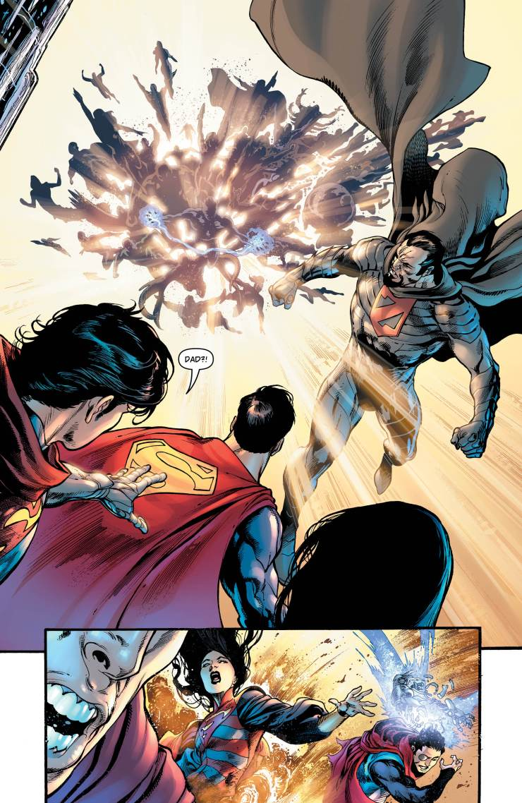 Superman #9 review: The Ultraman and the vision