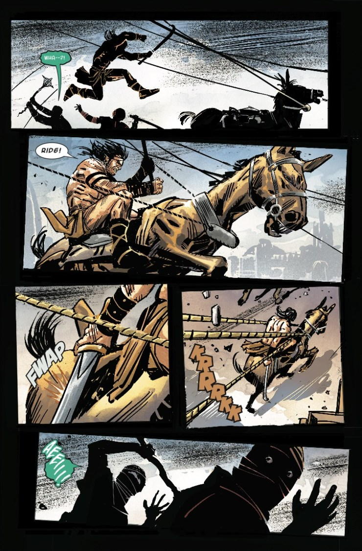 Marvel Preview: The Savage Sword Of Conan #3