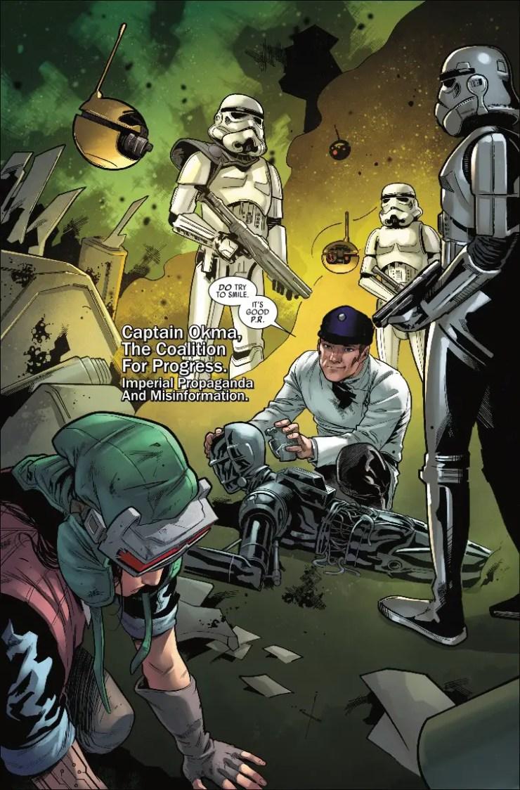 Marvel Preview: Star Wars: Doctor Aphra #30