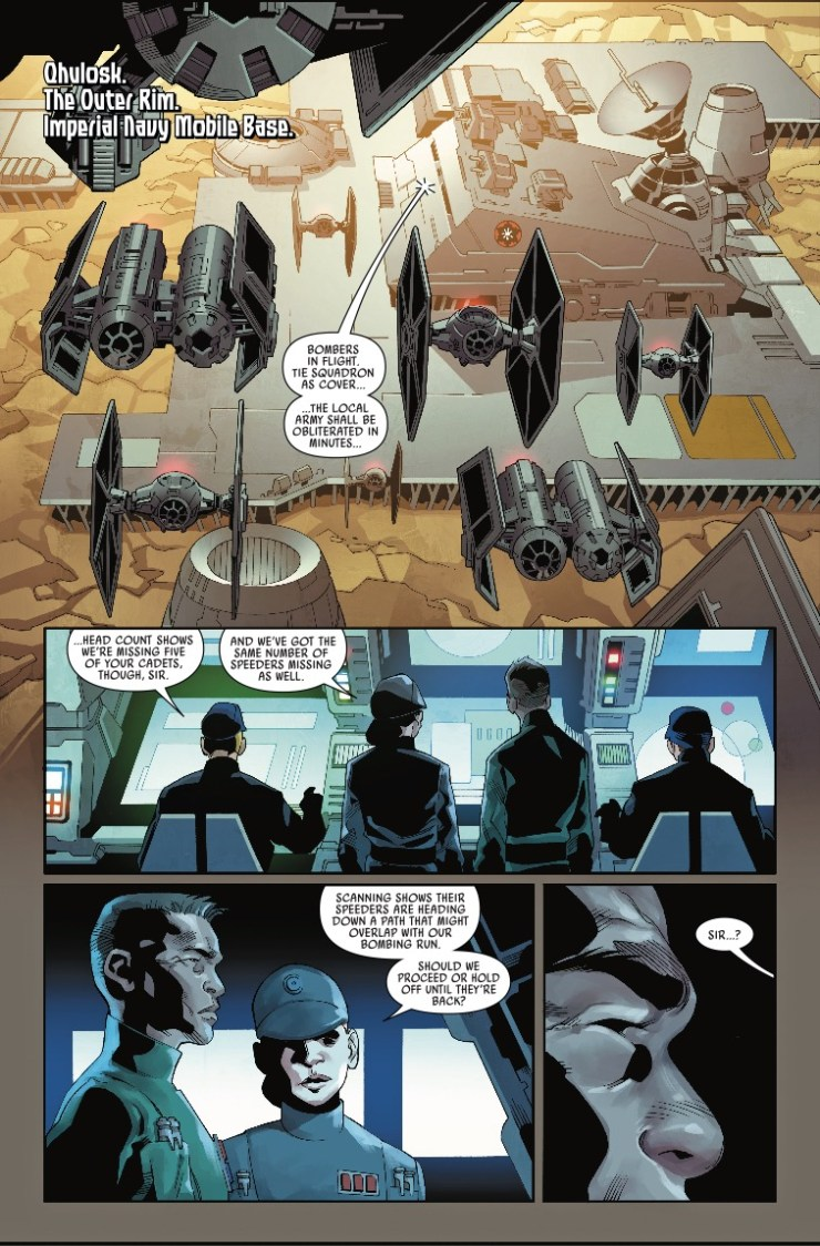 Marvel Preview: Star Wars: Han Solo, Imperial Cadet #5