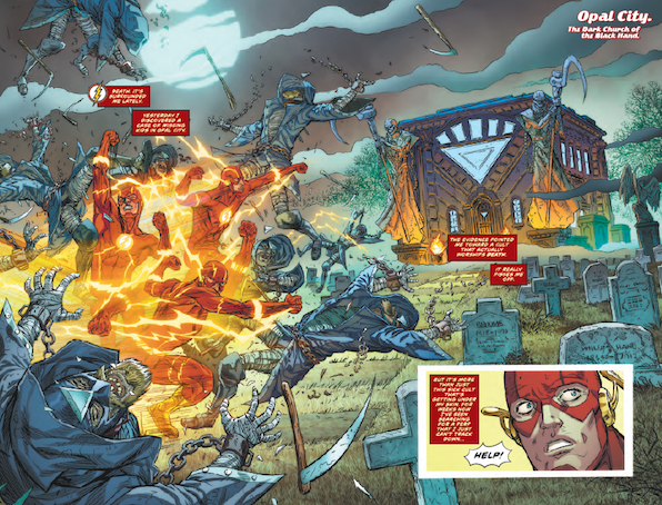 The Flash #67 Review