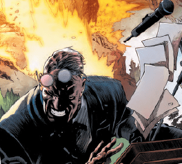 Freedom Fighters #4 Review