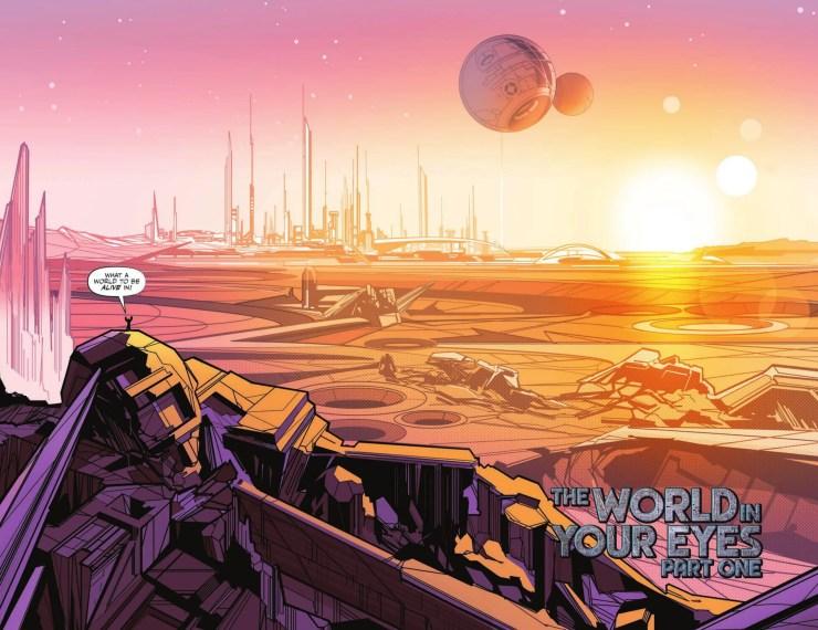 Transformers #1 review: A fantastic, fresh lens