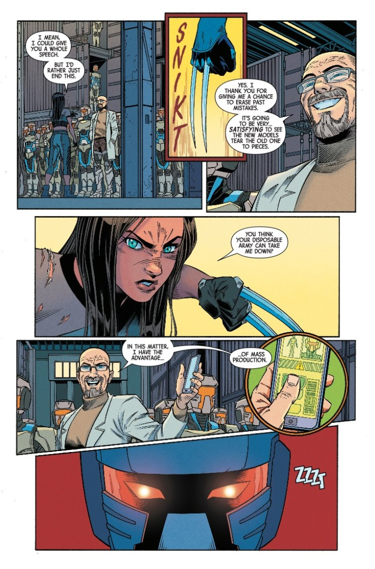Marvel Preview: X-23 #10