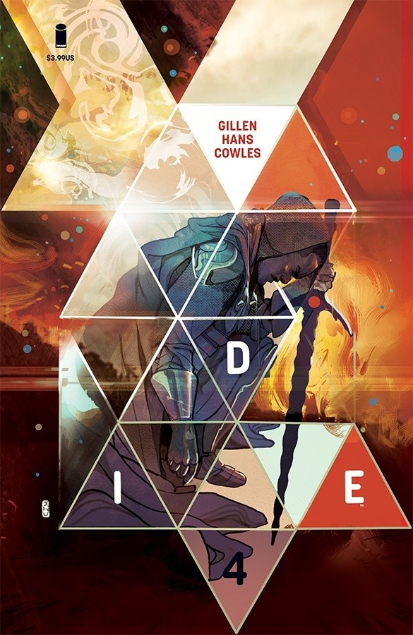 Die #4 review: The fragility of everything