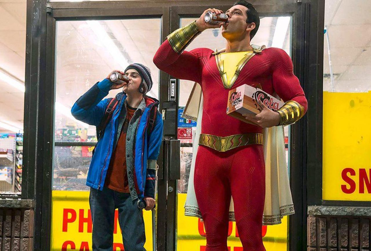 Shazam! (Movie) Early Access Review: Best DCEU movie ever?